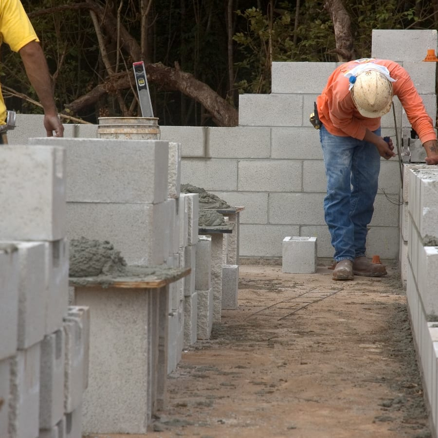 Pastorino Construction rénovation et construction de domaine vinicole dans le Var