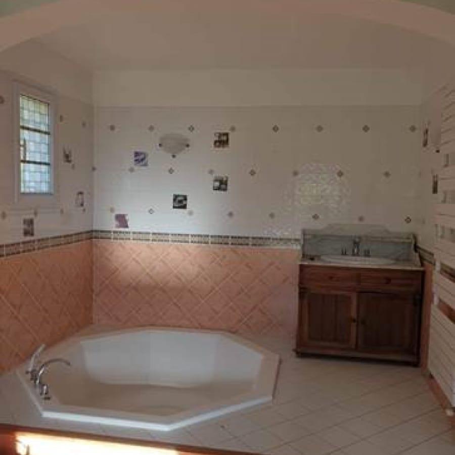 Pastorino Construction rénovation de salle de bain et douche dans le var