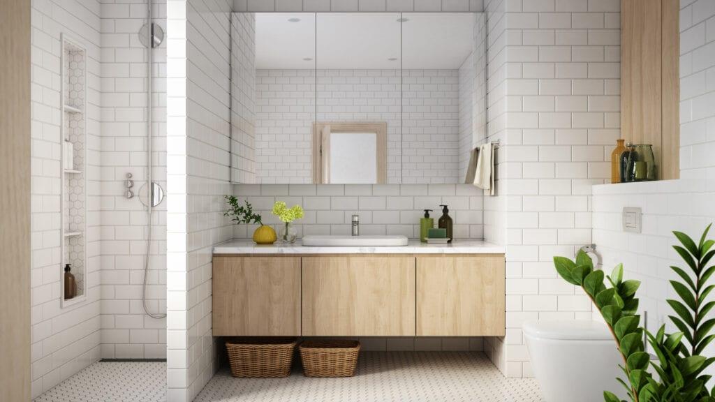 Construction Pastorino Renovation de salle de bain dans le Var